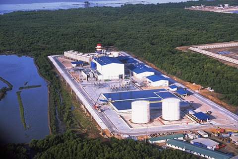Alstom signed €90 million contract to upgrade Bang Bo gas-fired power plant