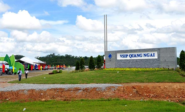 vsip looks to expand quang ngai investment