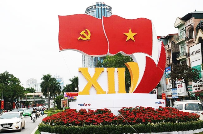 curtains rise on 12th national party congress