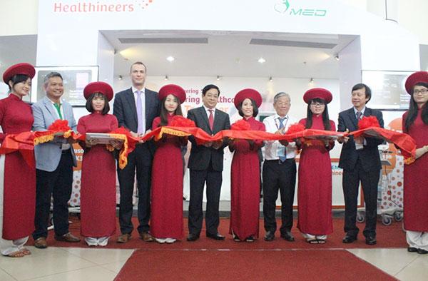 Siemens Healthineers brings cutting-edge ultrasound system to Vietnam
