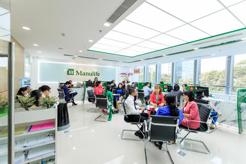 Manulife Vietnam designated as the country's largest life insurance firm