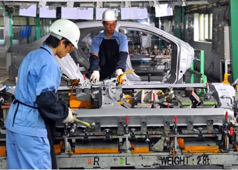 HCM City industry shows stability