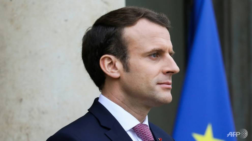 Trump has invited Macron to the White House: US official