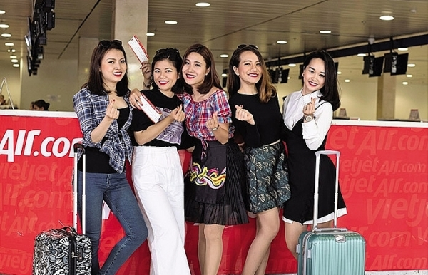 airlines raise vietnam tourism on global stage