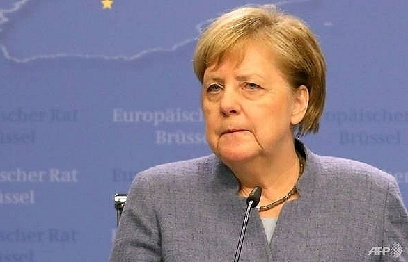 massive data leak targets german officials including merkel