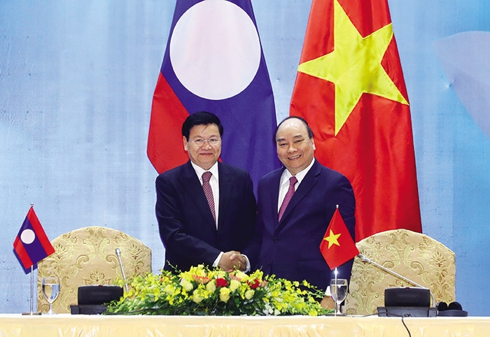 joint projects a priority for vietnam and laos