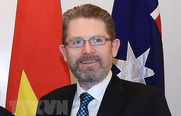 australian senate president to pay official visit to vietnam