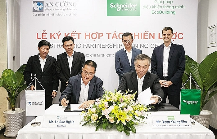 Schneider Electric joins hands with local companies