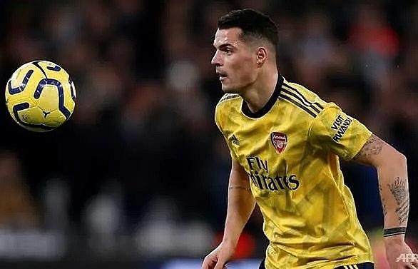 Arteta wants Xhaka to stay at Arsenal
