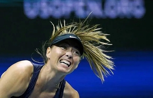 still a lot of fire sharapova accepts brisbane wildcard