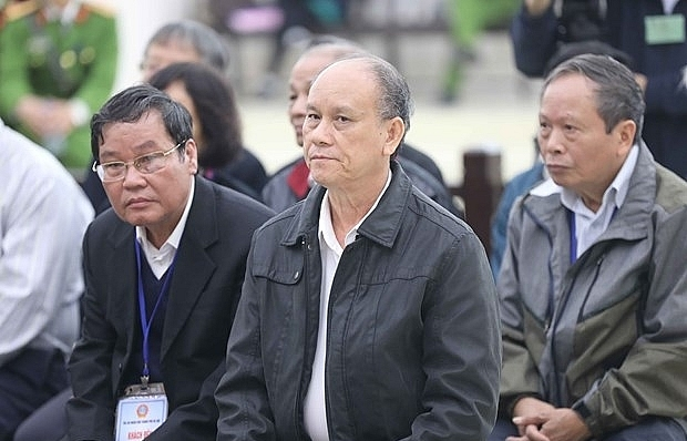 Ex-leaders of Da Nang stand trial in high-profile case