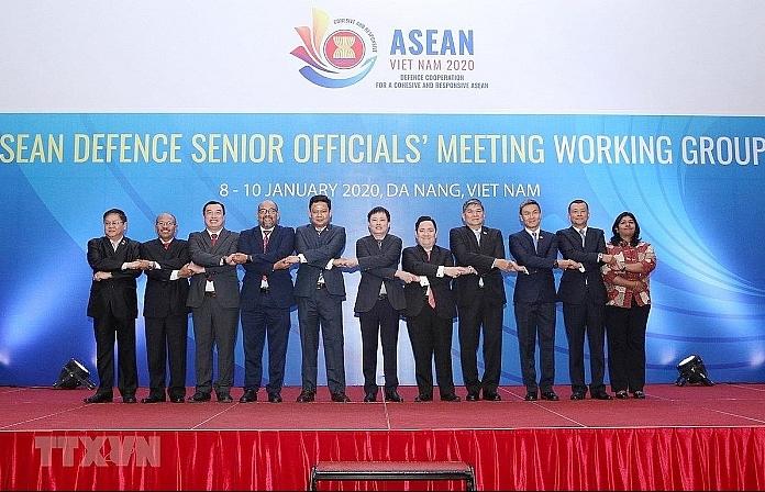 ASEAN Defense Senior Officials' Meeting opens in Da Nang
