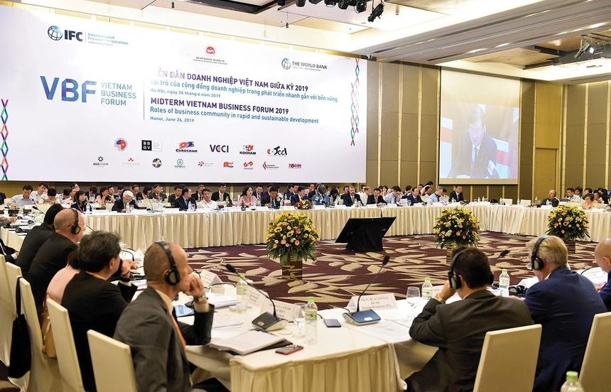 Vietnam Business Forum opens in Hanoi on Friday