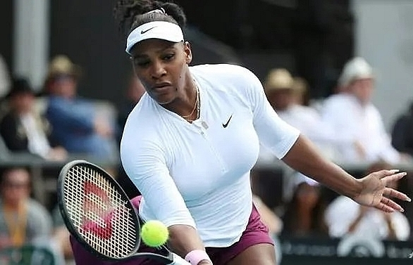serena donates signed dress to australian bushfire appeal