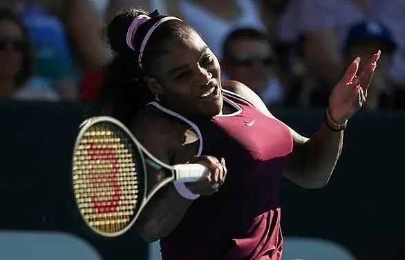 Serena ends three-year title drought, gives winnings to bushfire appeal