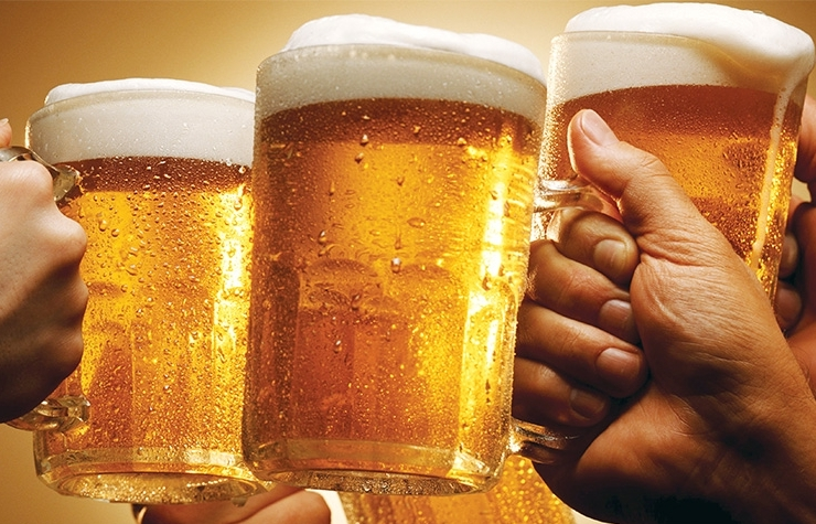 Pub landlords take fleeting punch for the greater good