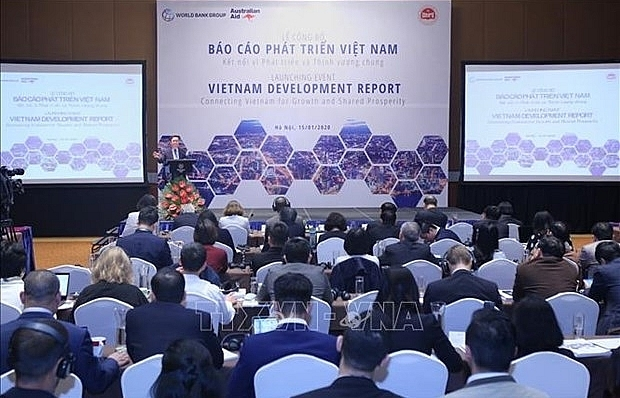 wbs vietnam development report 2019 launched