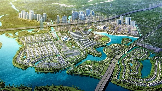 japanese firms teams up with vingroup in smart urban building