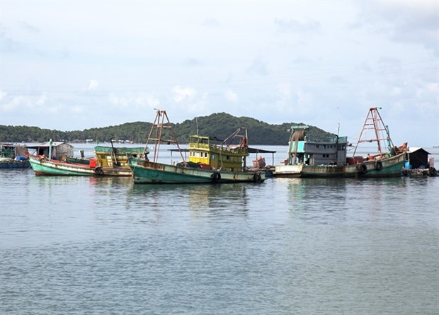 Kien Giang invests over 28 mln USD in fishing infrastructure