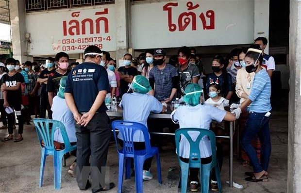 COVID-19: Thailand plans free vaccine injections for half of population this year