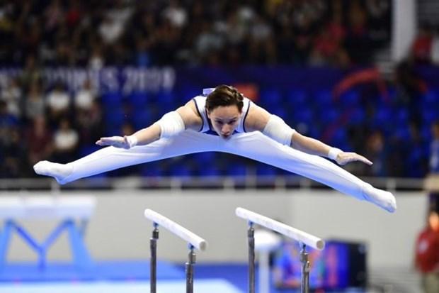 gymnasts target olympic slots sea games titles