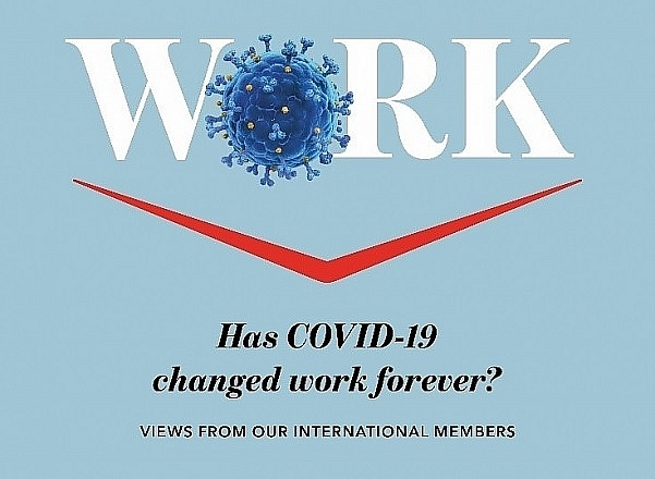 icaew businesses expect different working life post pandemic