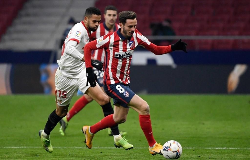 Atletico stretch Liga lead with Sevilla win