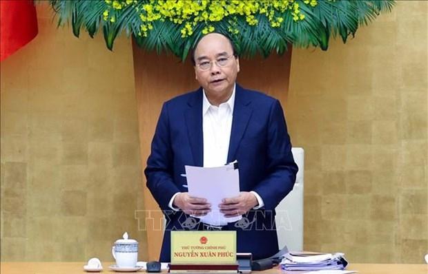 Prime Minister request reviewing COVID-19 prevention measures, scenarios