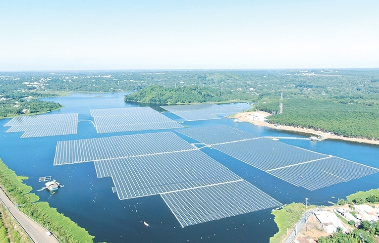 ABB supporting region's biggest floating solar complex