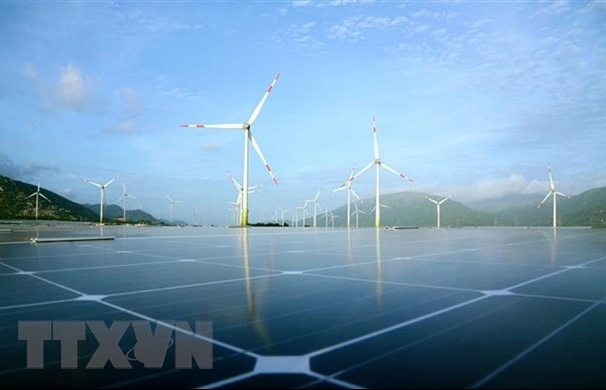 Two wind power plants to be built in Tien Giang province