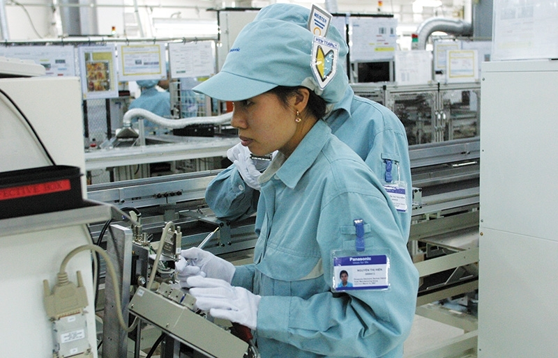 Vietnam well-placed to snap up laptop supply chain shifts