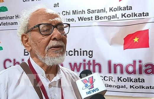 Indian scholar believes in Vietnam overcoming post-COVID-19 challenges