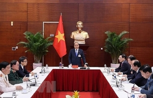 vietnam localizes covid 19 hit areas in all out effort to contain virus spread