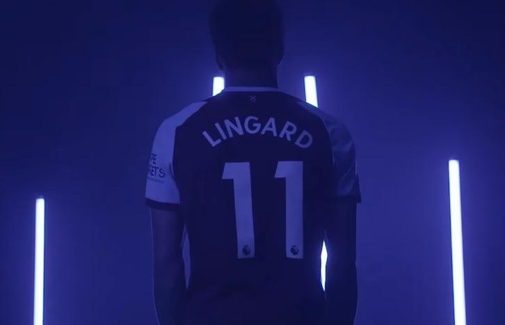 Man Utd's Lingard joins West Ham on loan