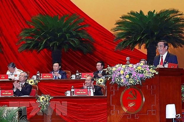 results of election of 13th tenure party central committee announced