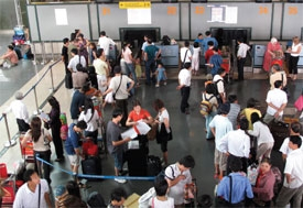 Airlines to get wings clipped