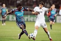 Lyon old boy Benzema gives Real Madrid edge