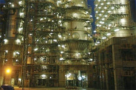 Refineries get to business