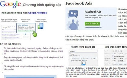 Google and Facebook accused of evading taxes in Vietnam