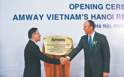 Amway's strong foundation for long-term growth