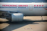 Hong Kong Airlines criticised over dolphin cargo