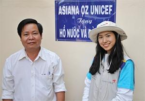 Asiana's CSR activities are flying high in Vietnam