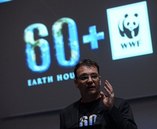 earth hour says campaign spreads to 50 countries