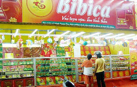 Lotte becomes the main shareholder of Bibica