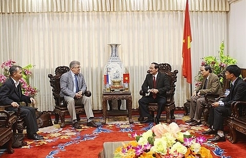 gazprom to construct gas to power project in quang tri