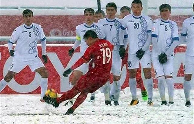 Hải wins best goal in AFC champs