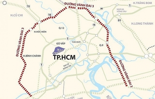 ho chi minh city plans to develop key traffic infrastructure works