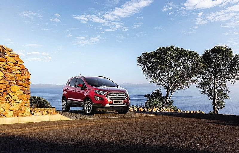 New Ford EcoSport's innovations raise the bar
