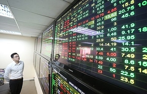 Shares go up due to strong purchases