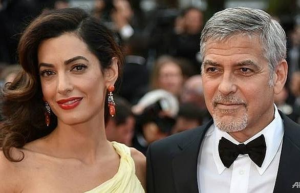 Clooneys, Oprah, Steven Spielberg donate US$1.5 million to student gun reform march
